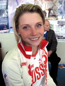 Юлия Хоркина: