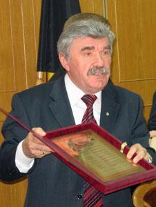 Виктор Кирбаба: «Работа по созданию условий для достижения высоких спортивных результатов продолжается»