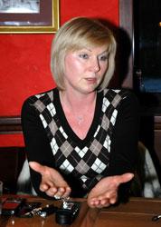 Елена Завадская: «Три гривни медалька стоит, но и на это денег нет»