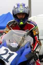 Капитан мотокоманды «ISD-racing» Павел Калинин: «Второе место тоже нужно завоевать»