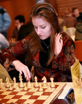 Шахматы. Екатерина Должикова - новая чемпионка Украины, восьмое место поделили семь спортменок