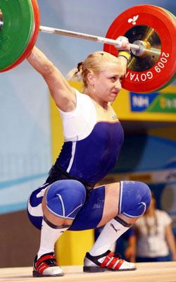 Украинские тяжелоатлеты отправились в Париж за олимпийскими путевками