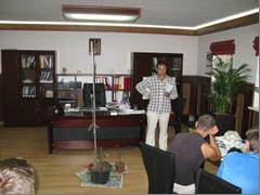 Отзыв о семинаре-практикуме Окулировка декоративных лиственных растений