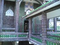Дворик храма