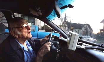 Пожилая кореянка в 771-й раз завалила водительский экзамен