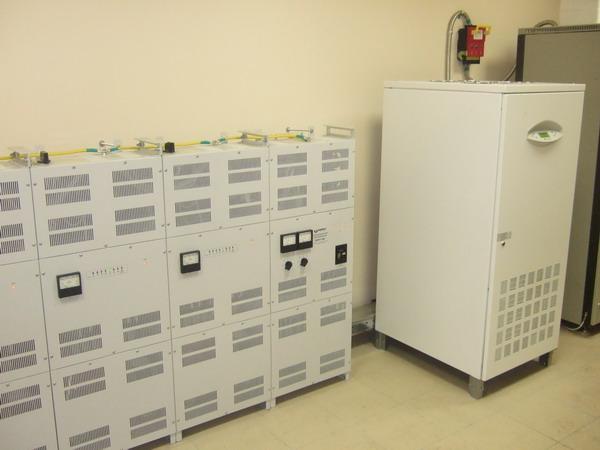 Шкафы для стабилизаторов напряжения Volter