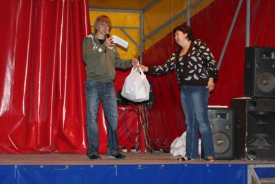 Розыгрыш подарков в рамках акции «Любимый посетитель»