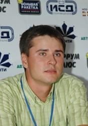 Александр Кулик: «Иметь дело приходится как с участниками, так и с их родителями»